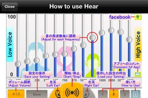 Easy Hearing Aid