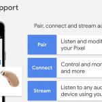 Androidスマホで補聴器へストリーミングする