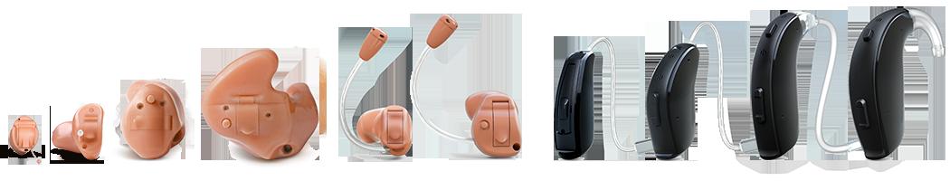 補聴器種類
