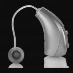 人工知能(AI)を搭載した補聴器