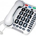 難聴のかたでも聞こえやすい固定電話は?